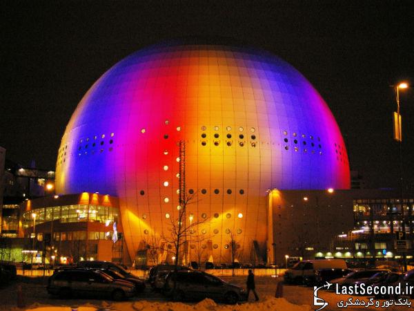 18 sweden قیمت تور روسیه : معرفی سوئد و جاذبه های گردشگری آن