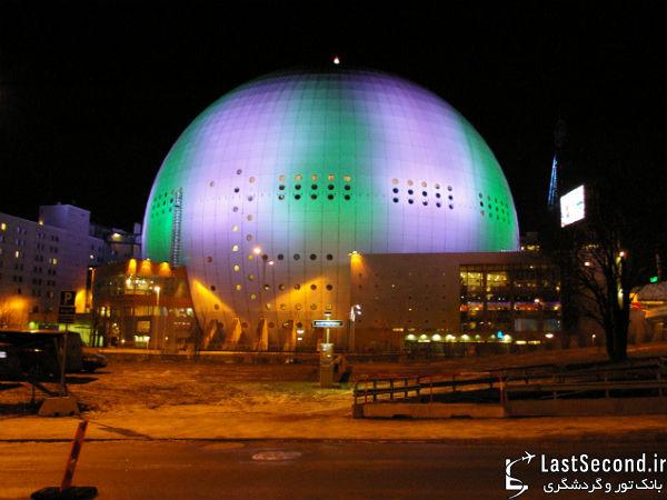 19 sweden قیمت تور روسیه : معرفی سوئد و جاذبه های گردشگری آن