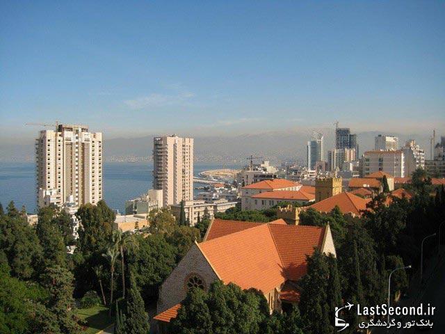 بیروت عروس خاورمیانه