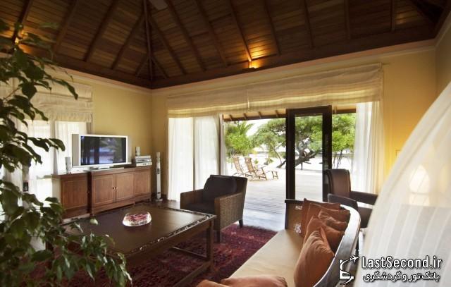 مالدیو - هتل kurumba