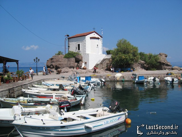 جزیره لسبوس - یونان