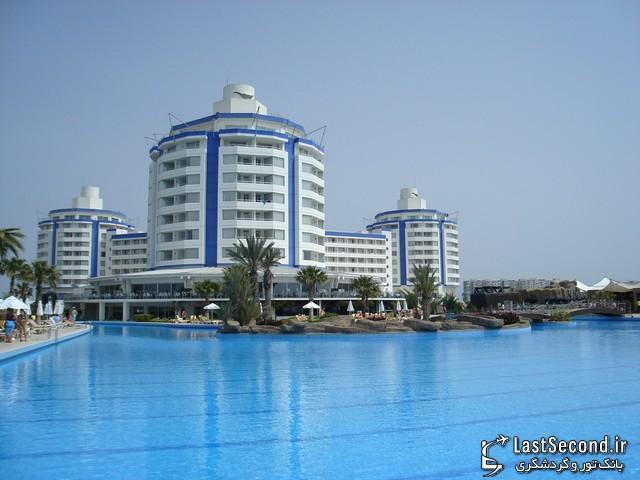 هتل رکسوس لارس - آنتالیا