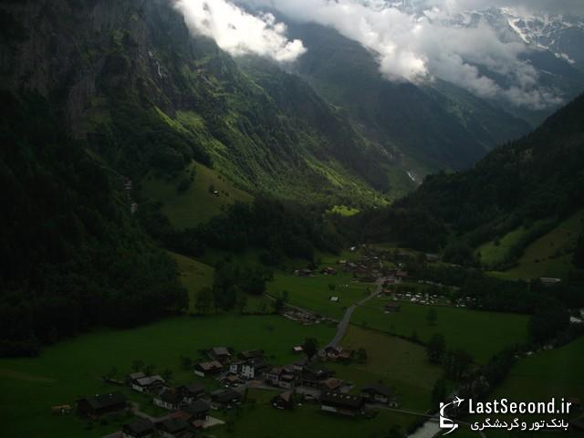 رومانتیک ترین مناطق دنیا : 1- اشتلبرگ، سوییس