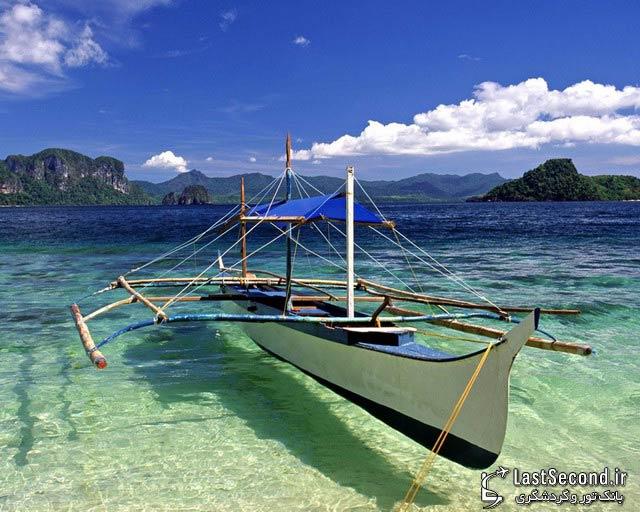 زیباترین جزایر دنیا :جزیره پالاوان