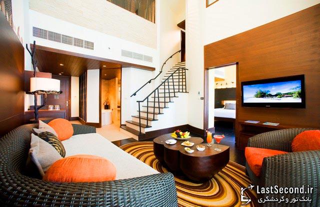 هتل 5 ستاره سنتارا گراند میریج پاتایا