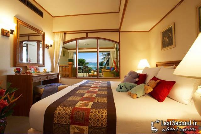 هتل رویال کلیف پاتایا