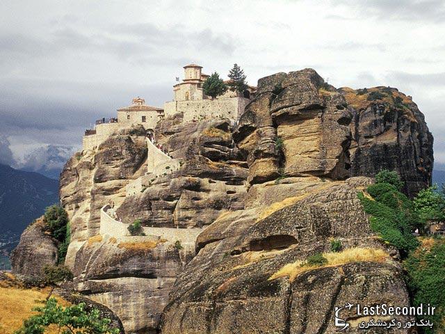 صومعه متورس در یونان