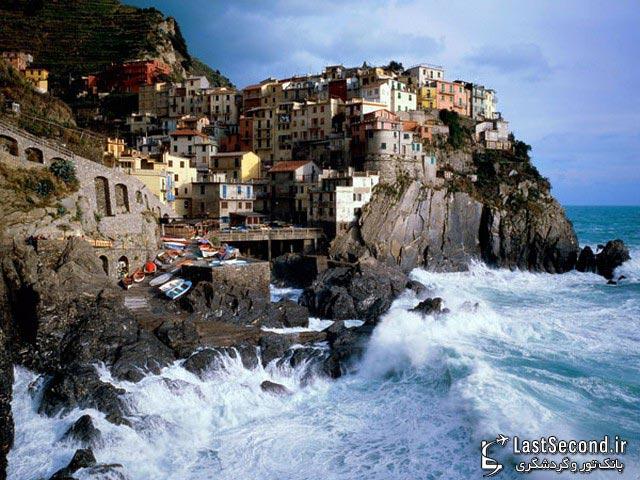 روستای مانارولا، ایتالیا