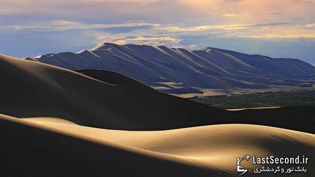 صحرای گبی در مغولستان