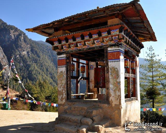 صومعه ی ستاگ تشانگ (Taktsang)، بوتان