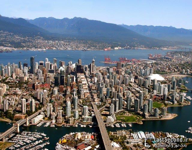 عکسی از کشور کانادا