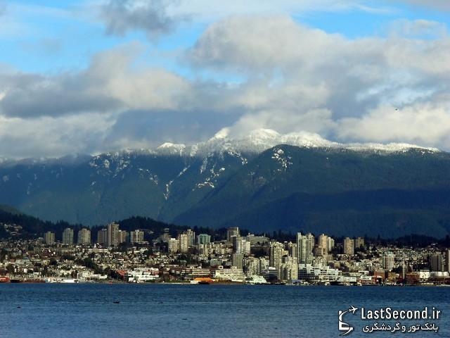 ونککور - کانادا - زیباترین شهر های دنیا