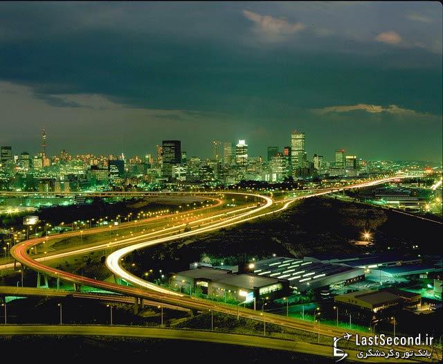 ژوهانسبورگ - آفریقی جنوبی