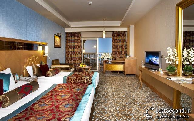 هتل رویال هالیدی - آنتالیا