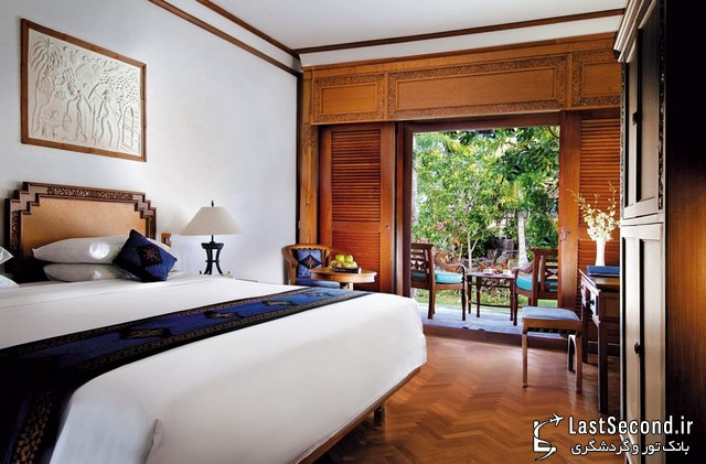هتل نوسا دوآ (Nusa Dua Beach) بالی
