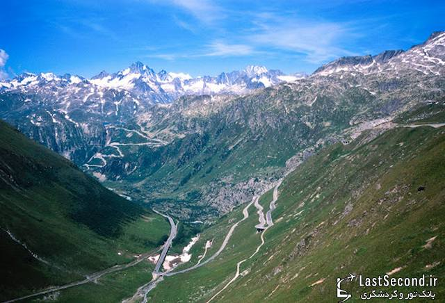 رشته کوههای آلپ